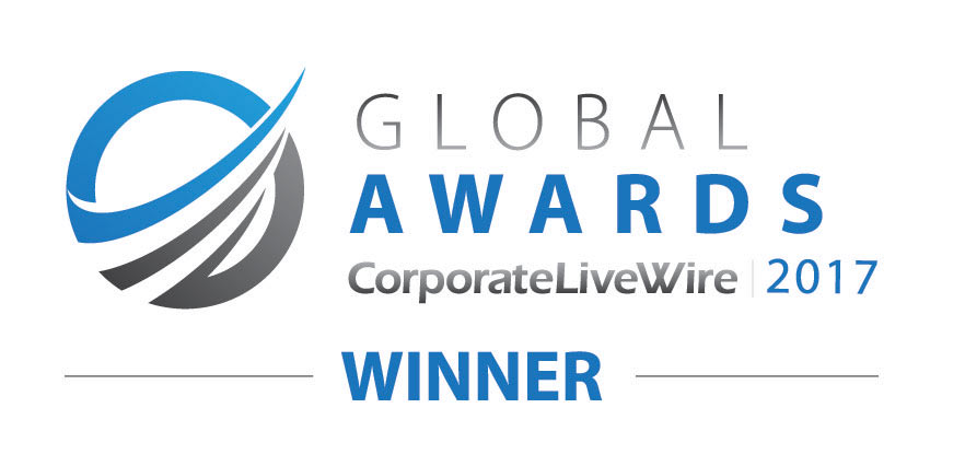 Winner / Global Awards / CorporateLiveWire 2017