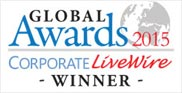 Image:  Corporate LiveWire – Global Awards Winner 2015